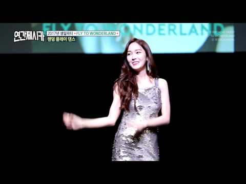 170415 Jessica - Random Play Dance & 2x Dance @Birthday Party