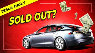 Tesla Sold Out For Q2 Already? + Large Investor Cuts TSLA Stake 40%