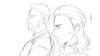 "|| ""Get Help"" || Thor: Ragnarok_(animatic)"