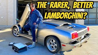 My Lamborghini Diablo VT Roadster Is A Slightly Less Terrible Car (That's Shooting Way Up In Value!)