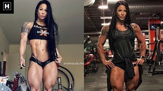 (Awesome Girls TrainingSTRONG AND )BEAUTIFUL GIRLS COMPILATION Female Fitness Motivation HD 2018