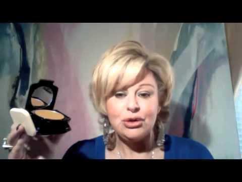 Virginia's Beauty Tip - Mineral Dual Wet/Dry Foundation