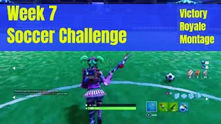 Fortnite Soccer Field Locations | Victory Royale Montage