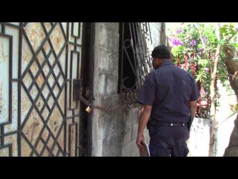 Operación casa segura en Ayutuxtepeque.