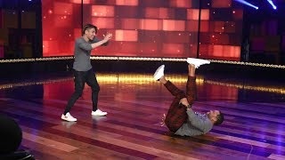 Anthony Anderson Competes in Dance-Off Against 'SYTYCD' Winner