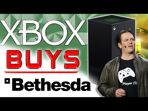 XBOX BUYS BETHESDA | Microsoft NEw Xbox Series X Exclusives Come To Xbox Game Studios | Gaming News