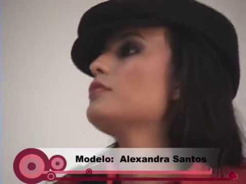 Sesiòn de Fotos con Alexandra Santos con www.colombianfashion.com