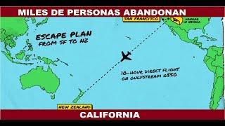 LOS RICOS TAMBIÉN ABANDONAN CALIFORNIA