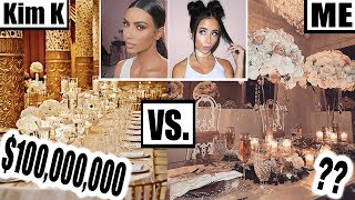 HOW TO DIY A CELEBRITY WEDDING *for cheap!*