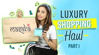 Luxury Shopping Haul Part 01 | Fashion | Pinkvilla | Beauty