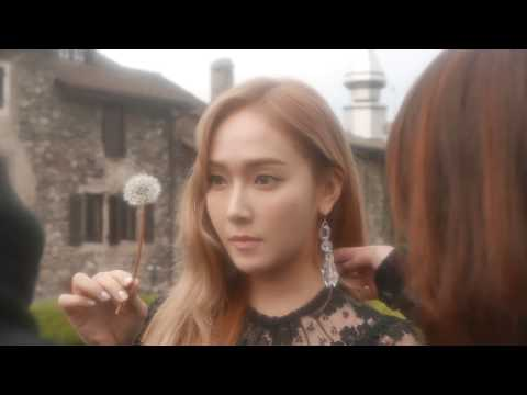 JESSICA (제시카) - Official Wonderland ALBUM JACKET SHOOT Behind The Scenes Video