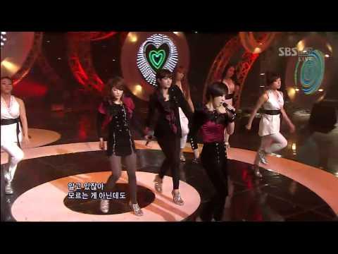 [LIVE HD] 091115 SeeYa (씨야) - 그놈 목소리 (His Voice) @ Popular Song