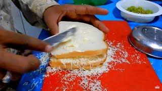 Craziest Cheese Sandwich Making | Indian Fast Food at Street Rajkot