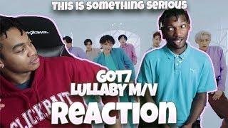 "GOT7 ""Lullaby"" M/V - REACTION   FIRE CGI!"