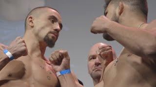UFC 234: Weigh-in Recap