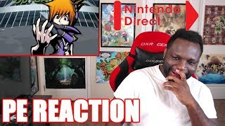 Nintendo Direct Mini 1.11.2018 | PE Reaction