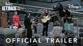 The Beatles: Get Back | Official Trailer | Disney+