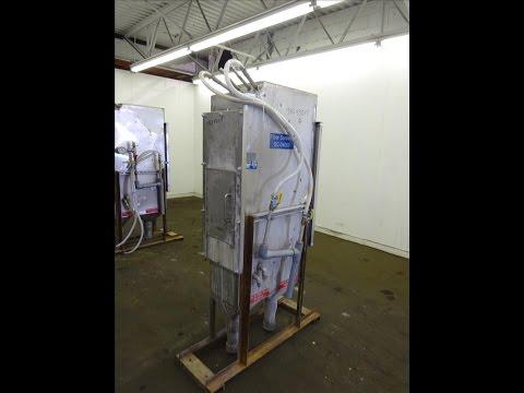 Used- Johnson Screens Vee-Wire DSM Sieve-Bend Screening Unit - stock # 48243017