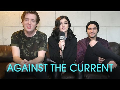 Against the Current on their debut album