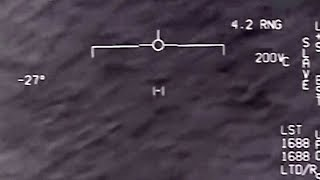 UFO specialist: Time to take a closer look at reports from Navy pilots