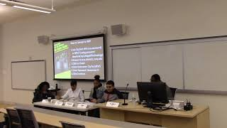 Third Annual City Tech Science Fiction Symposium, Session 4, Student Roundtable