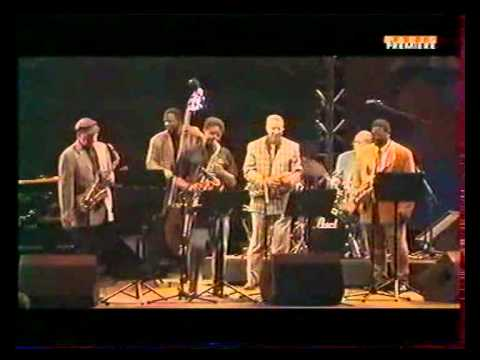 1996 - Phil Woods Sax Machine - Steeplechase