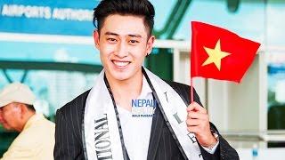 Mister Vietnam Nguyễn Tiến Đạt Interview