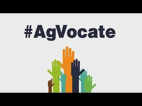 Bayer hosts the AgVocacy Forum on March 1 and 2 to advance the conversation about the best ways to sustainably feed a growing population. How will you #agvocate?
