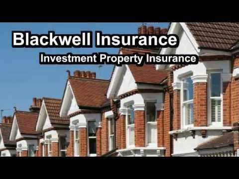 Blackwell Insurance | Investment Properties Insurance | CA