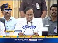 KCR Speaks To Media At Pragathi Bhavan-TSRTC Strike