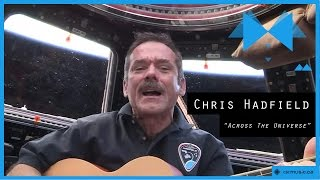 http://www.cbcmusic.ca  http://www.barenakedladies.com  http://www.facebook/com/barenakedladies  The Barenaked Ladies, the Wexford Gleeks, and the commander of the International Space Station Chris Ha