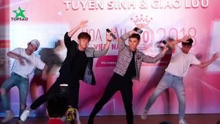 """Tái ngộ """"hậu"""" 365 tan rã, Jun hỏi Will """"Có biết nhảy Bống Bống Bang Bang!?"""""""