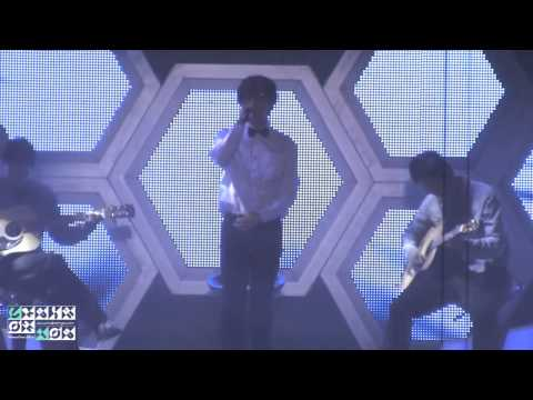 120721 Onew Solo stage - 고마워 온유야 ㅠㅠ