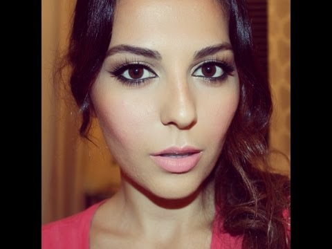 Date Night Makeup: Fall Cat Eye Tutorial   Sona Gasparian ...