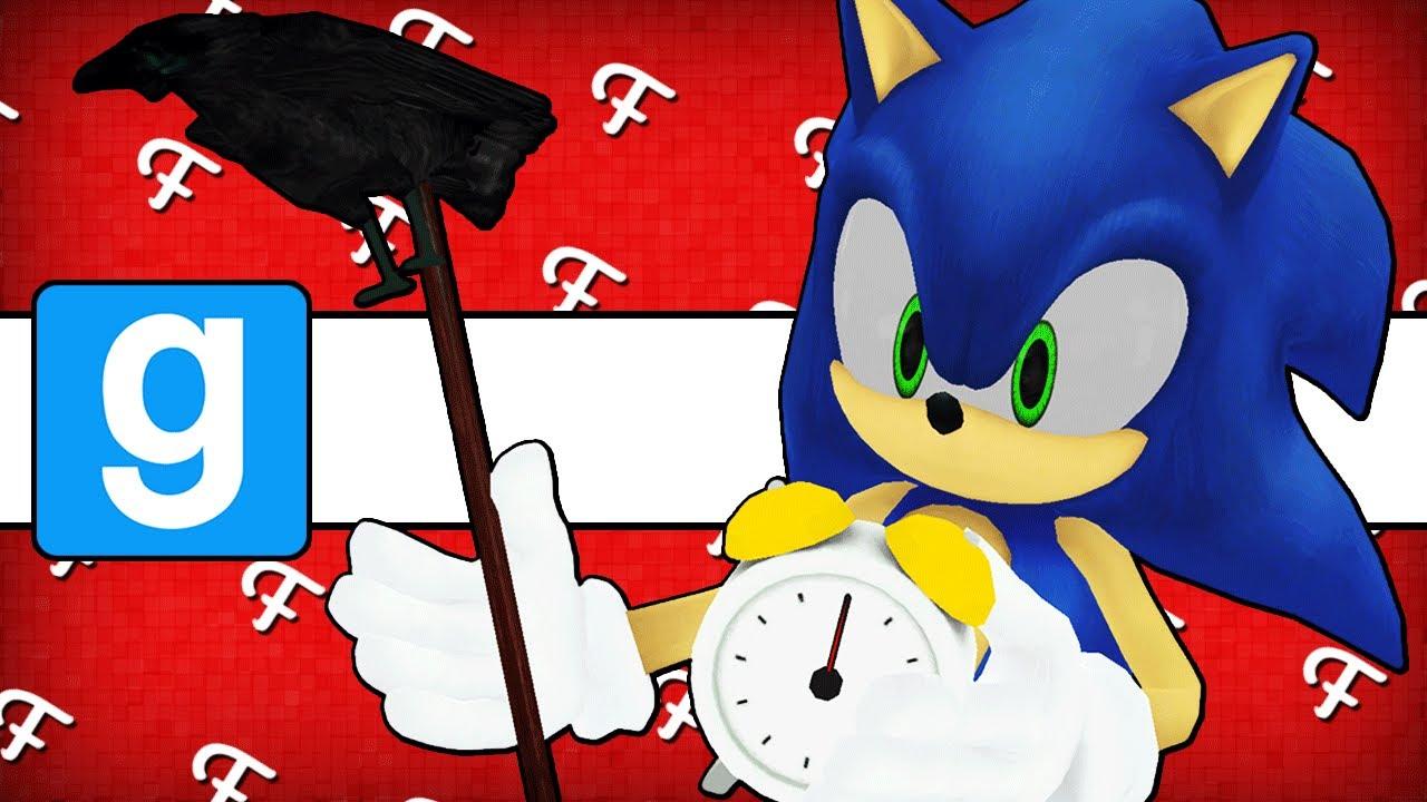 Gmod: HEX Shield, Camera Gun, Reversing Time! (Garry's Mod Sandbox - Comedy  Gaming)