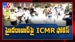 ICMR to conduct survey in 5 containment areas of Hyderabad..