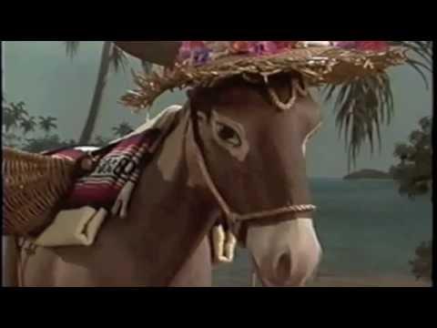 Rock With Barney Part 4 Donkey Youtube