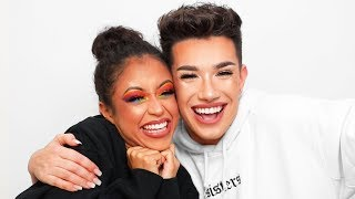 Doing Liza Koshy's Makeup
