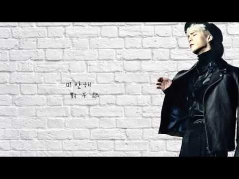 [韓中字] 鐘鉉 -  미안해(對不起) (鐘鉉自創歌曲)