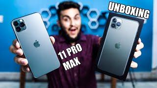 KYA BOHOT AJEEB DESIGN HAI? - iPhone 11 Pro Max Unboxing