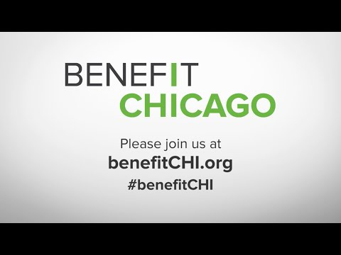 The Benefit Chicago (#benefitCHI) announcement