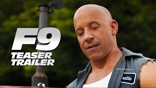 Fast & Furious 9 - Teaser Traile HD