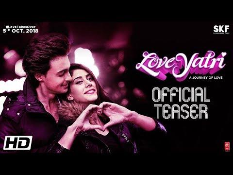Loveratri - Salman Khan - Aayush Sharma - Warina Hussain - Abhiraj Minawala