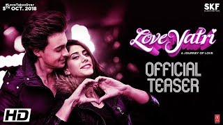 Loveratri 2018 Movie – Teaser – Salman Khan
