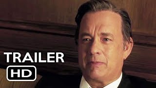 The Post Official Trailer #1 (2017) Tom Hanks, Meryl Streep Drama Movie HD