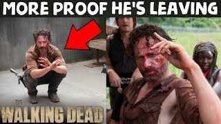 More PROOF of Andrew Lincoln LEAVING The Walking Dead!