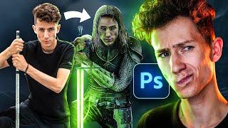 You guys edited MY PHOTOS!   Photoshop Battles (Medieval Theme)