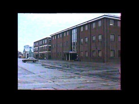Hawker Aircraft/British Aerospace Factory, Richmond Road Ham (Running time 6 minutes)