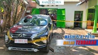 Xpander Terbakar di Rembang, Padahal Masih Baru
