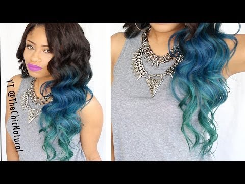 Baixar HOW TO: Mermaid Hair Color DIY!